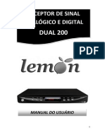 Manual Lemon Dual 200