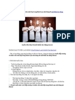 Tuyển Bếp Trưởng Và Nhân Viên Nhà Bếp Trong Khách Sạn Nhà Hàng Đi Xuất Khẩu Lao Động Macao
