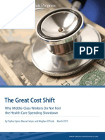 The Great Cost Shift