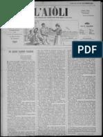 L'Aiòli. - Annado 07, n°248 (Nouvèmbre 1897)