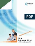 CRM Studie 2014 Kostenfreie Studienvorschau