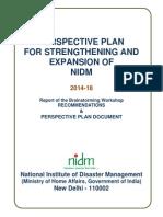 Report Nidm 2014