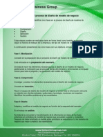 Las 5 Fases del Proceso de Modelos de Negocios