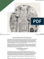 The Three Reformers of Craft Freemasonry