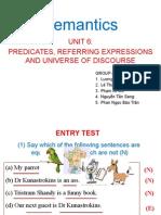Unit 6, Semantics - VNese