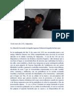 Nuevo caso de abusos policial en Valparaíso