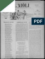 L'Aiòli. - Annado 07, n°249 (Nouvèmbre 1897)