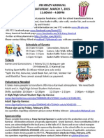 KK Info Sheet 2015