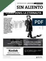 Sin Aliento Nro 7 - BAFICI 2009