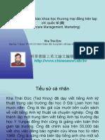 Vietnam 2.38:Tổ chức lớp viết báo khoa học thương mại đăng trên tạp chí quốc tế (8)