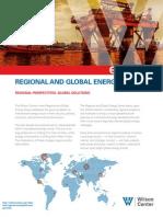 Regional and Global Energy Series