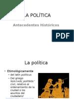 Clase 2_La Politica en La Grecia Antigua