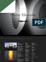 PDF Presentacion WEB ARTISTA Olafur Eliasson