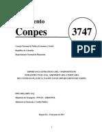 Conpes 3747