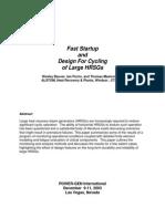 PGI2003 FastStartup&DesignForCycling