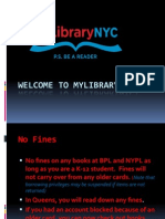 welcome to mylibrarynyc 12 and under