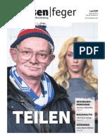 Teilen - Ausgabe 25/2014 des strassenfeger