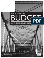 Obama budget blueprint