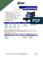 Ficha Técnica Generador T33K