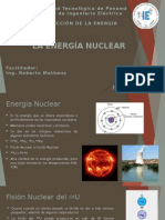 Charla de Energía Nuclear