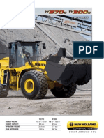 Catalogo general de cargadora sobre ruedas