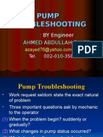 Pump Troubleshooting