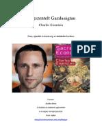 Charles Eiseinstein - Megszentelt Gazdasagtan