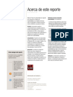 Reporte de Sustentabilidad 2009 Minera El Tesoro