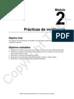 02 Practicas de Ventilacion