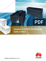 HUAWEI IDS2000-M Medium Modular Data Center Solution Brochure