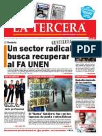 Diario La Tercera 02.02.2015