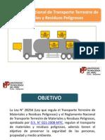 REGLAMENTO DE TRANSPORTE DE MATERIALES PELIGROSOS.pdf