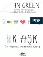Ilk Ask - John Green