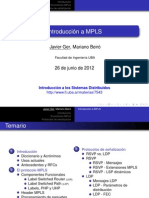 Clase Mpls