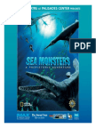 Livro Sea Monsters