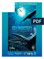 Livro Sea Monsters