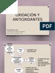 Oxidaciòn y Antioxidantes