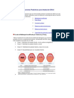 Clasificaciones Predictivas Para Intubación Difícil