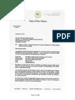 New Mexico Health Exchange Application, November 2014