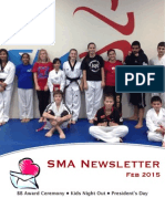Feb '15 Newsletter