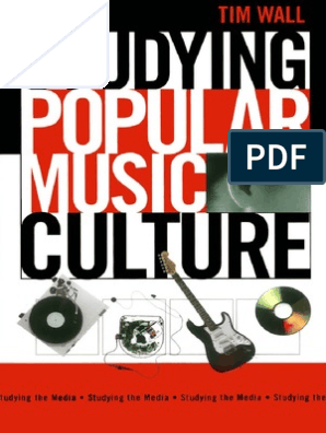 Studying Popular Music Culture | Rock Music | Popular Music
