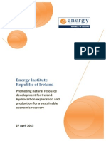 Ei Energy Policy Submission Final Printed April 2013