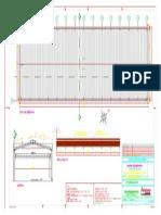 Projeto Estrutural Metálico - Prancha 01