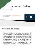 Introduccion  diseño mecatrónico Clase 1