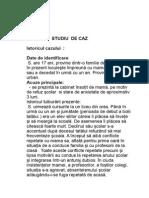 Studiu de Caz Clinic