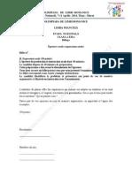 2014 Franceza Nationala Proba Orala Clasa a Xiia Bilingv Subiecte Bilete