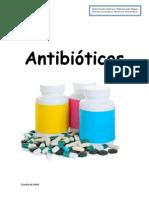 Antibióticos en Chile