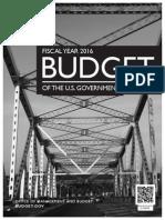 2015 Obama Budget