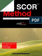 SCOR Method