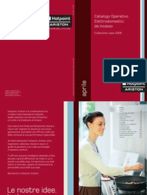 Catalogo Ariston 2008